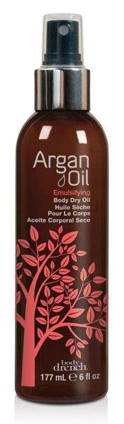 Body Drench Argan Oil Dry Oil