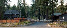 Rustic Cabins Tahoe
