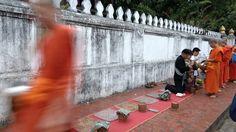 #LuangPrabang #ຫວງພະບາງ #Laos #ລາວ #nofilter