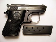 What is the smallest calibre you trust to protect yourself? The Beretta Jetfire