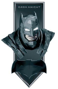 Batman v. Superman: Dawn of Justice art Batman Vs Superman, Batman Poster, Batgirl, Justice League, Hq Dc, Arte Dc Comics, Batman Wallpaper, Dawn Of Justice, Mundo Comic
