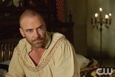 "Reign -- ""Mercy"" -- Image Number: RE210a_0111.jpg -- Pictured: Alan Van Sprang as Henry -- Photo: Ben Mark Holzberg/The CW -- © 2014 The CW Network, LLC. All rights reserved."