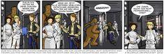 Han, der Emanzipator.
