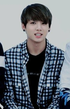 Imagine Jungkook not knowing what to say to you because of his nervousness, so he just sits in silence as his thoughts run wild.