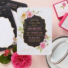 Clink your teacups and share your best wishes for the bride-to-be!  #BridalShower