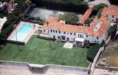Kennedy House Palm Beach Florida | The Kennedy Estate, Palm Beach. Photo by Bob Shanley / Palm Beach Post ...