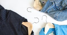 Check out these 4 great ways to photograph clothing for your eCommerce store!