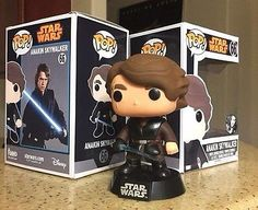 Custom Made Anakin Skywalker pop figure
