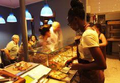 Al Taglio : Paris   Pizza