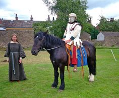 Roman Military  Ribchester Lancashire England A Roman military display by the Second Augustan Legion recreating Roman life in Britain.  Cavalry by Comitatus