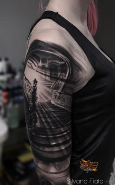 Silvano Fiato - Eternal Tattoo Studio