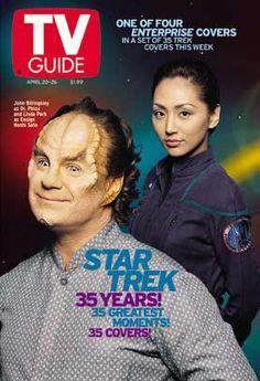 StarTrek: Enterprise on TV Guide