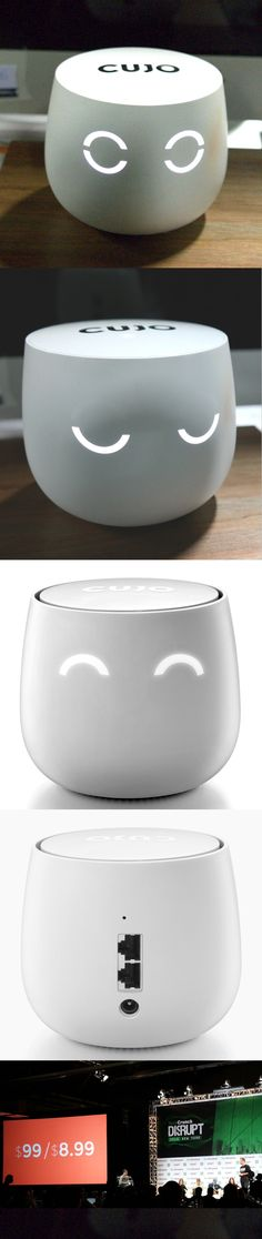 The CUJO smart firewall looks friendly, but gets mean when defending networks from hackers and malware, including ransomware. It protects everything from PCs to baby monitors by analyzing each device and using machine learning to resolve problems. An app lets users monitor the network or limit a child's Internet time. CUJO is $99 with an $8.99 monthly or $108 annual monitoring plan or $249 with free lifetime plan. CLICK THE PIC FOR MORE