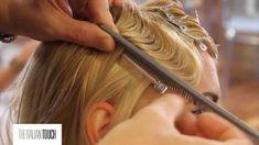 1920-1930'lu Şık Dalgalı Saç Modeli Uygulaması - Özel günler için veya günlük evde yapabileceğiniz 1920-1930'lu dalgalı ve şık saç modeli tekniği (Flapper Hair-Style Tutorial Video)