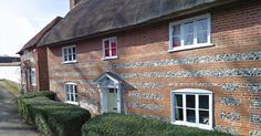 Miss Marple's Dane home in St. Mary Mead