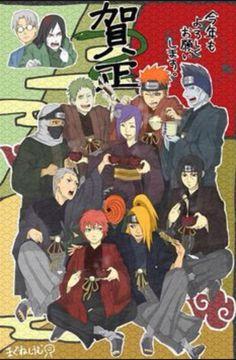 Naruto Shippuden, Naruto Kakashi, Anime Naruto, Boruto, Sasori And Deidara, Nagato Uzumaki, Deidara Akatsuki, Konan, Naruto Teams