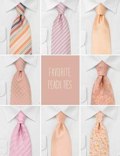 Peachy Ties