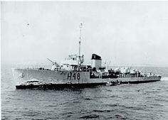 HNoMS Sleipner (H48) - Sleipner-klassen - Wikipedia Sailing Ships, Ww2, Boats, Yachts, Norway, Cooking, Vintage, Ship, Kitchen