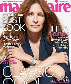 Julia Roberts Cover Of Marie Claire