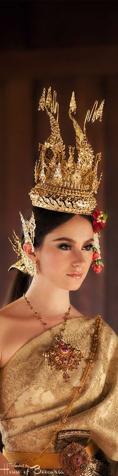 ~Traditional Thai dress | House of Beccaria