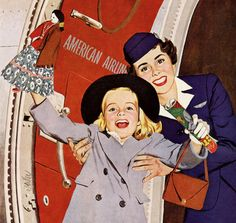American Airlines 1950