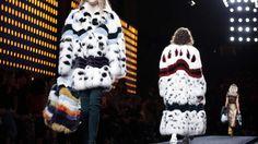 Fendi Autumn/Winter 2016 - Milan Fashion Week