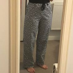 I made this pair of Ultimate Pyjamas s a few weeks ago Pyjamas, Stitches, Sewing Patterns, Pairs, Instagram Posts, Fashion, Stitching Patterns, Moda, Sewing Stitches