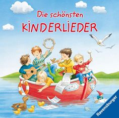 Die schönsten Kinderlieder: CD, £10.45