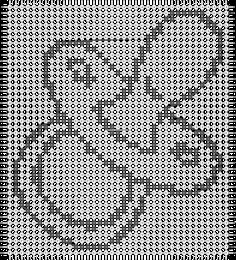 Alpha Pattern #16938 added by miszelinka