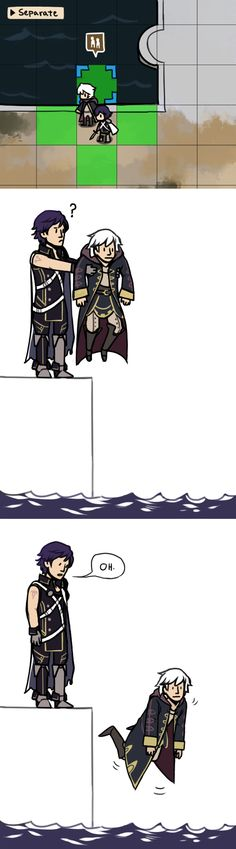"""I Wonder if My Tactician Can Fly?"" #FireEmblem ^ Wait, TACTIANS COUNT AS A HOVERING UNIT?!?! THAT WOULD'VE BEEN USEFUL."