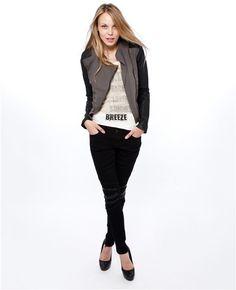 G.O.D.D Design C 02 bayan ceket ile zevkinize hayran bırakacaksınız!