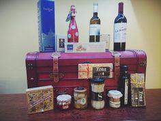 tuvinyco vinos y conservas en tudela- cestas navideñas