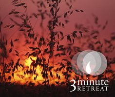 Come, Holy Spirit 3 Minute Retreat