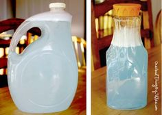 Ideas for reusing different containers and a great tip on getting lables and printing off, so you can reuse.
