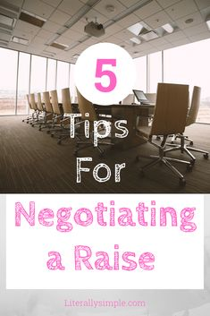 5 Tips to Negotiate a Raise - Maybe financial freedom is on your vision board, or you dream of a debt free life and raising your income? Here's how to nail the conversation so you get the raise you deserve. Make Money From Home, How To Make Money, Ask For A Raise, Company Values, Get Out Of Debt, Debt Free, Student Loans, New Opportunities, Money Saving Tips