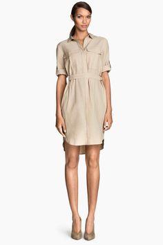Vestido camisero | H&M