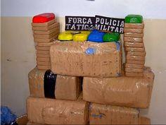 Preso pai de crianças encontradas sozinhas em casa com droga em MT +http://brml.co/1BNOJZg