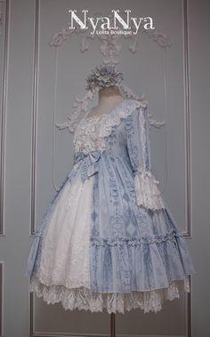 NyaNya Lolita -Carol of the Nightingale- Lolita OP Dress