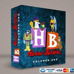 Hanna Barbera Volumen Uno · Birdman · Inspector Ardilla · Oso Yogui · Frankenstein Jr. · Colección exclusiva de RetroReto · Visita nuestra RetroTienda → RetroReto.com  Pedidos: 0414.4027582
