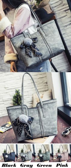 5f48896396 Retro Sewing Thread Shoulder Bag Girl s PU Pure Color Weave Handbag for big  sale !