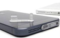 DUSTPROOF PLUG CAP for DOCK + JACK IPHONE 5 5s 5c clear -BUY 2, GET the 3rd FREE #UnbrandedGeneric