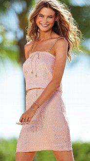 What's New in Clothing at Victoria's Secret: Sexy Summer Dresses, Legging Pants, Tees & More