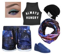 """""""setgalaxy"""" by anjakielb on Polyvore featuring Vans and adidas"""