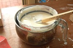 Well Waxed: Making Encaustic Gesso