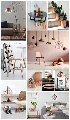 Creative Aesthetic Room Decors Ideas Design Ideas and Photos You Are Looking For Decor, Home Trends, Aesthetic Room Decor, Copper Living Room, Home Decor, Aesthetic Rooms, Interior Design Living Room, Home Interior Design, Living Room Designs