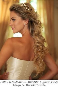 Wedding - Hairstyle ! WOW !