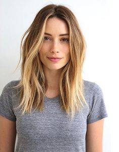Cool How To Cut A Long Bob Hairstyle Cool