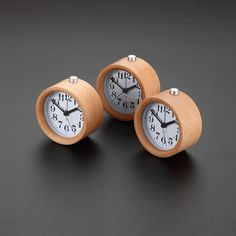 Woodwork Alarm Clock
