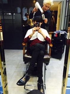 BamBam twitter update 22/5/2015-------------Good Morning~