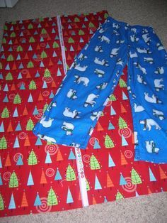 This is a great pyjama pattern- i will be replacing my current pattern with this one. :)